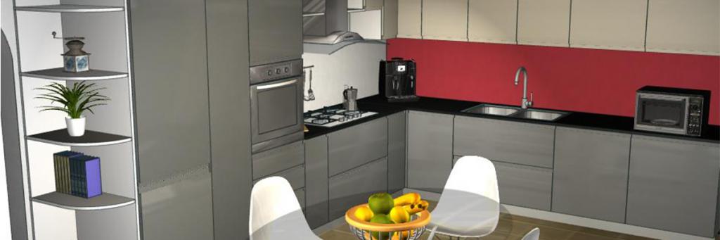 Realizziamo la cucina dei tuoi sogni