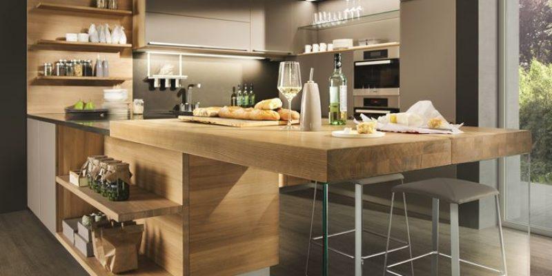 La cucina è in legno...per modo di dire! - Cucin Art
